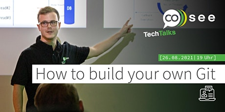 TechTalk: How to build your own Git Tickets