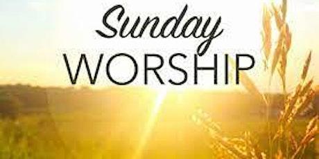 Sunday Worship & Sunday School tickets