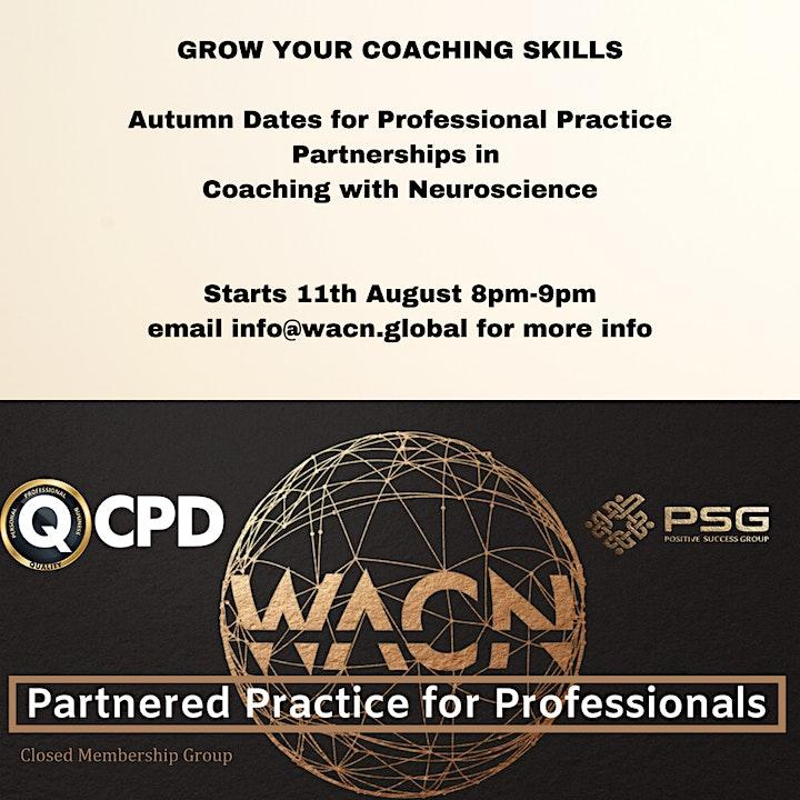 Autumn Professional Partnered WIN Coaching Practice image