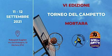 Torneo del Campetto @ Mortara - Greg4Ever biglietti