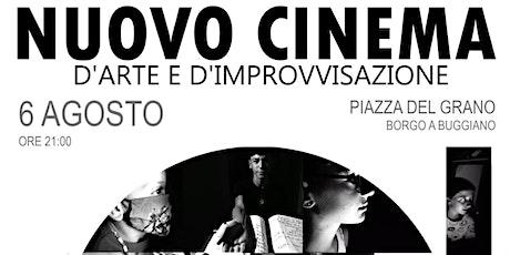 Nuovo  Cinema  D'Arte e D'Improvvisazione biglietti