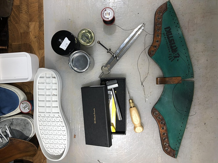 Afbeelding van Workshop creëer het zelf: Sneakers in 2 dagen