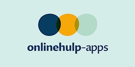 Onlinehulp-apps tickets