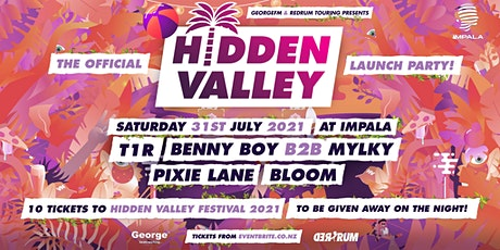 Hidden Valley 2021 | Official Launch Party | Win HV201 Tickets! tickets