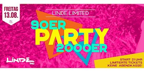 90er & 2000er Party w/ DJ CHRIS by Linde Limited Tickets