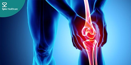 Free online event for knee pain with leading Orthopaedic Surgeon tickets