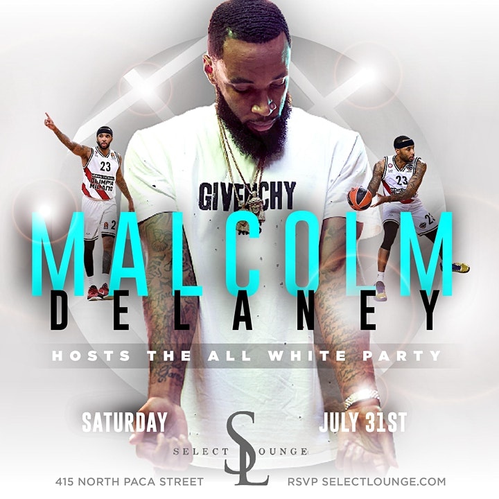 ANNUAL ALL WHITE PARTY @ SELECTLOUNGE image