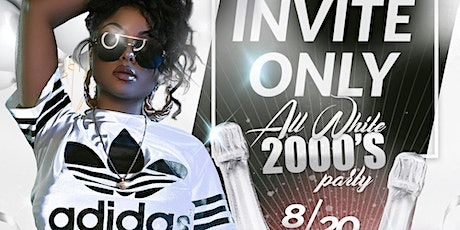Invite Only All White 2000's Party tickets