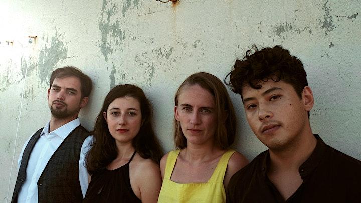 """Immagine Bow'N'Arrow UNPLUGGED - Presentazione album """"H."""" con il  Quartetto Obliquo"""