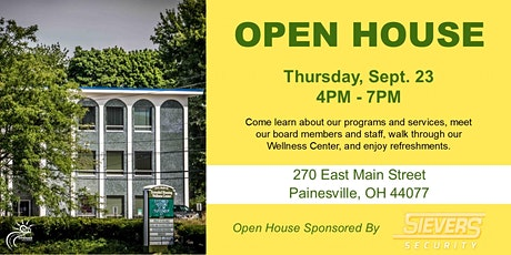 Extended Housing Open House tickets