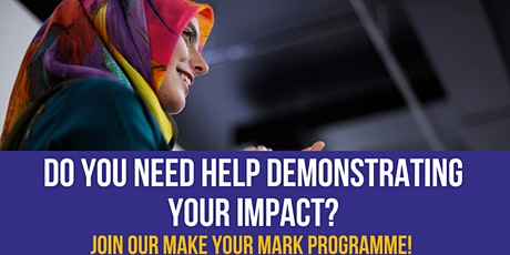 Make Your Mark Programme Information Session tickets