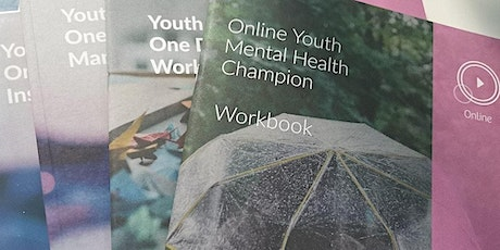 Online Youth Mental Health First Aid Champion training (license England) tickets