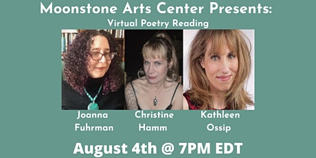 Virtual Poetry Reading tickets