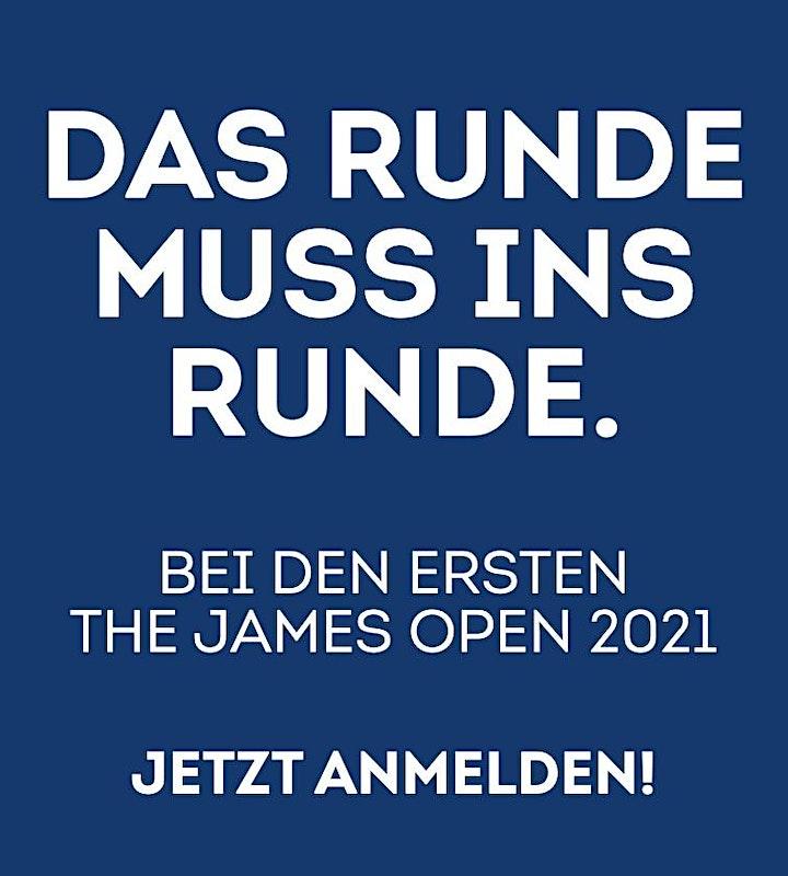 THE JAMES OPEN 2021: Bild