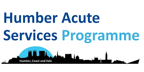 Humber Acute Services Programme - What Matters to You - Staff Focus Groups tickets