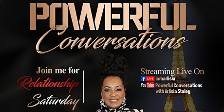POWERFUL Conversations With Arlisia Staley tickets