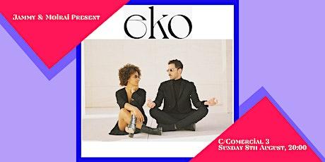 Jammy & Moirai Present Eko entradas