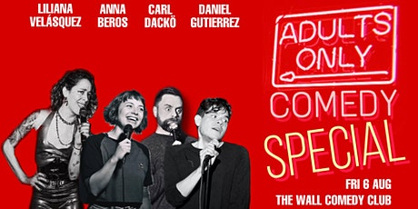Adults ONLY Comedy Special: Filthy Friday tickets