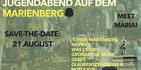 """Jugendabend Marienberg - """"Meet Maria""""! Tickets"""