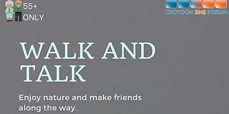 Walk and Talk tickets