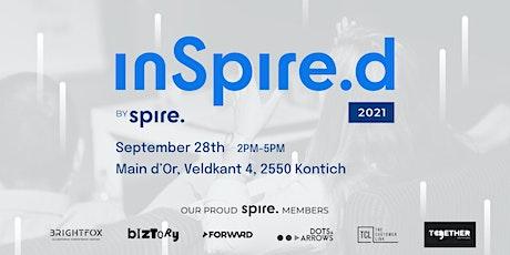 inSpire.d 2021 tickets