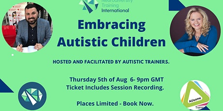 Embracing Autistic Children tickets