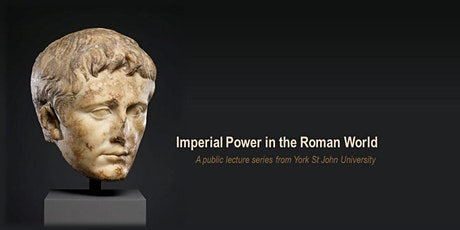 Roman Imperialism in Action: Philo and the Jewish perspective tickets