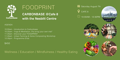 FOODPRINT by CARBONBASE tickets