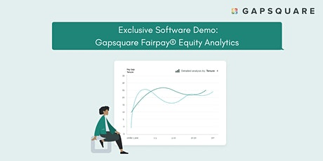 Software Demo: Gapsquare Fairpay® Equity Analytics tickets
