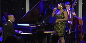 Aaron Diehl & Cecile McLorin Salvant Live at The King...
