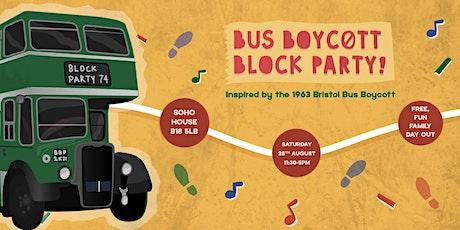 Bus Boycott Block Party tickets