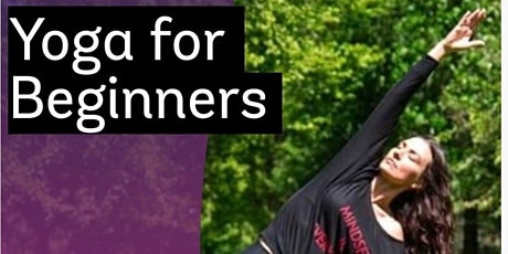 Beginners Yoga (16- 25 years) 45 mins tickets