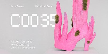 C0035: IL COCKTAIL DORATO biglietti