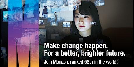Monash Virtual Postgraduate Preview Tickets