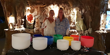 Crystal Singing Bowls in the Crystal Caves tickets