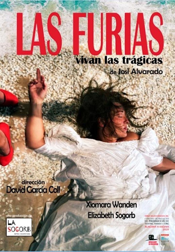 Imagen de AE LaSogorb  LAS FURIAS...¡vivan las trágicas! (ESCENA D´´´ ACI) Teatro