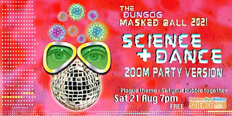 science + dance - zoom party version - Paterson Allyn Williams Science Hub Tickets