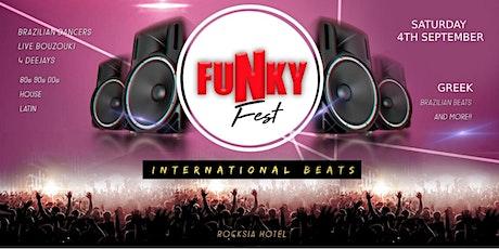 FUNKY-FEST @ Rocksia Hotel tickets