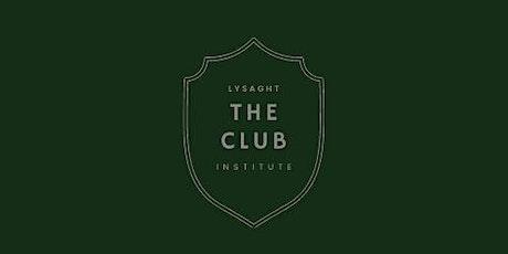 The Club Celebration Night tickets