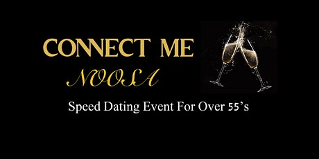 Speed Dating For Over 55's - Sunshine Coast tickets