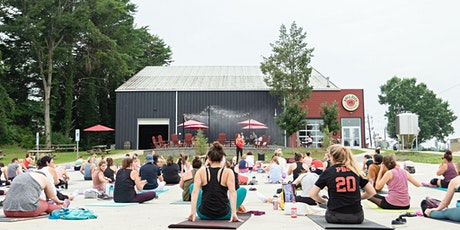Free Pop Up Pure Barre Class at Bull City Ciderworks tickets