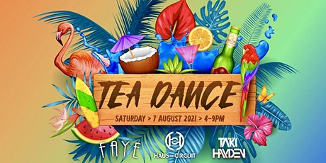 Tea Dance Rooftop Circuit Party tickets