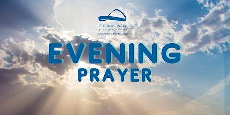 Evening  Prayer Meetings tickets