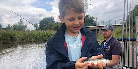 Free Let's Fish! - Stafford  - Learn to Fish session -SPACE tickets