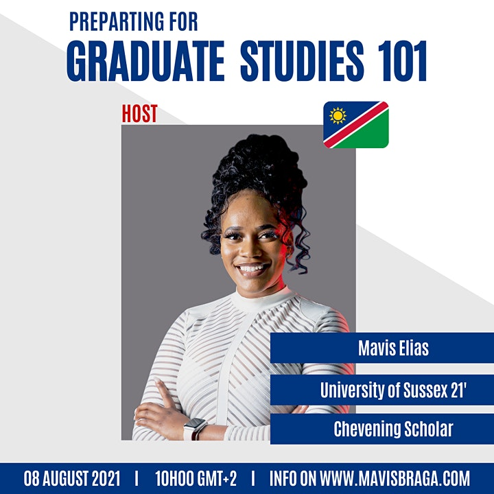 Preparing for postgraduate studies 101 image