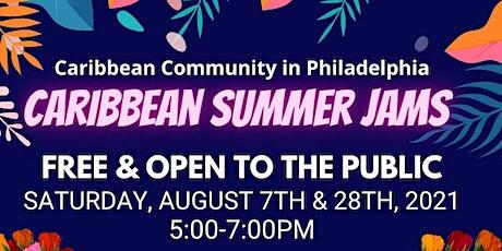 Caribbean Summer Jams tickets