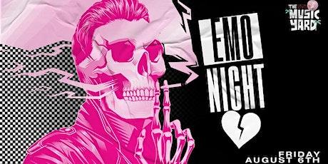 EMO Night @ Music Yard tickets