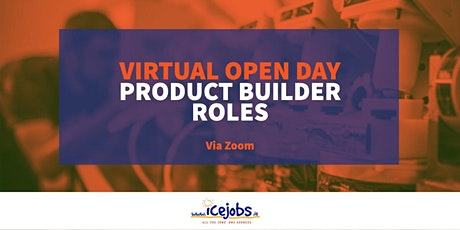 Virtual Open Day - Product Builder Roles in Boston Scientific Galway tickets