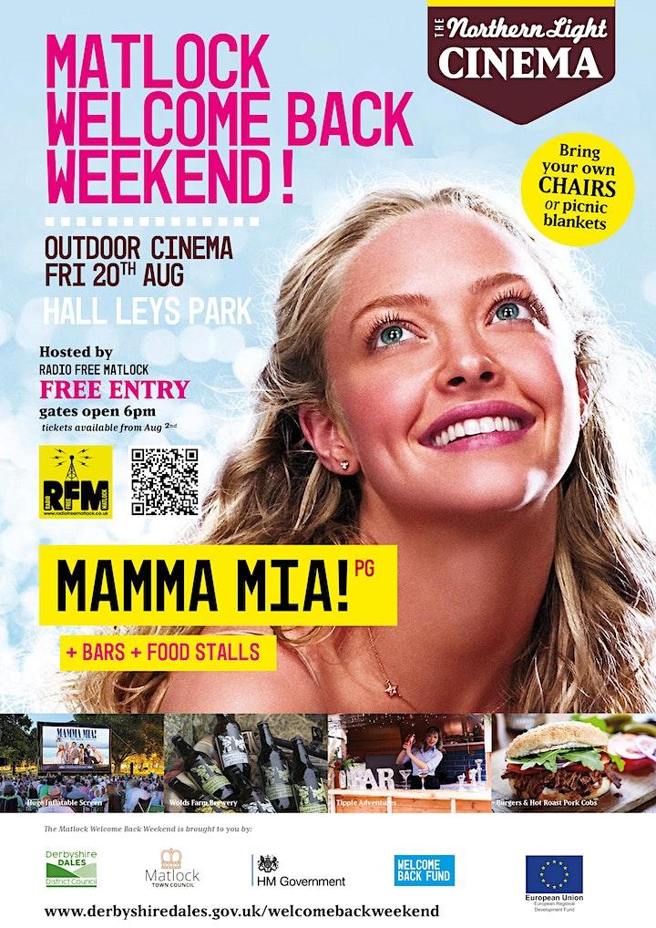 Welcome Back Weekend - Mamma Mia! image