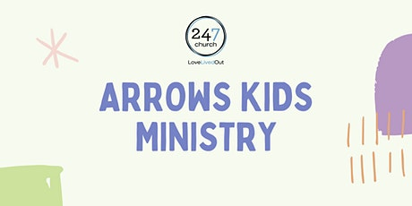 Arrows Kids Ministry tickets